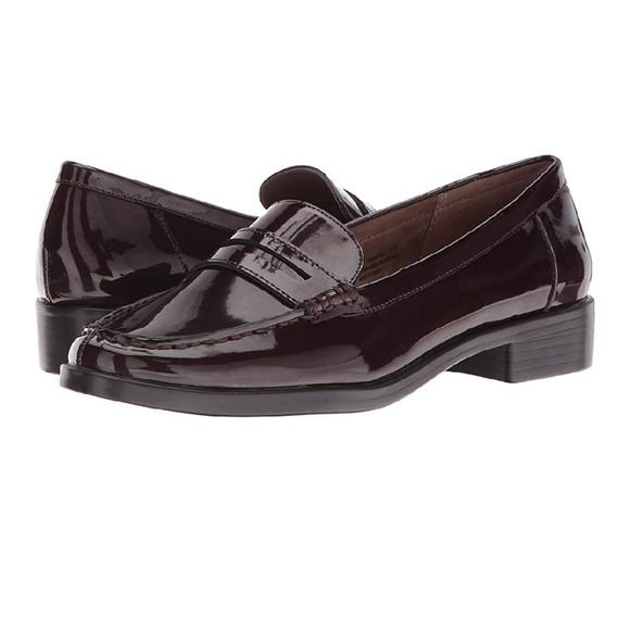 0ed1a3979cb AEROSOLES Shoes - Aerosoles Main Dish Penny Loafer in Wine